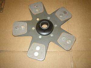 """JOHN DEERE CLUTCH DISC 4010, 4000, 4020, HEAVY DUTY ENGINE 12"""" FIVE PAD"""