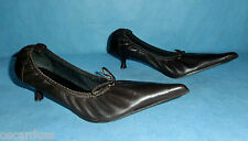 chaussures escarpins ELIZABETH STUART 100% cuir p 37 TRES BON ETAT