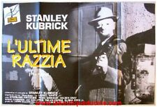 L'ULTIME RAZZIA The Killing Affiche Cinéma / French Movie Poster STANLEY KUBRICK