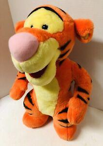 "Vintage Tigger Plush Disney Mattel Arco Toys Jumbo 21"" Tall Winnie The Pooh"