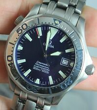 OMEGA Seamaster 300 Titanium Automatic Men's WATCH