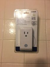Iris Smart Plug Electrical Outlet-New-#Spg902 Ships in 24 hours!