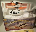 Megatech Big Fun Series Lighted Radio Control Helicopter -NEW IN BOX
