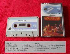 MC Hollies Live (Japan) - Musikkassette Cassette