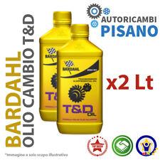 2 LITRI DI OLIO CAMBIO SINTETICO BARDAHL 75W90 425140