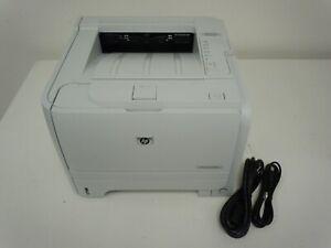 Mint Condition HP LaserJet P2035 Printer w/USB & Parallel + Cables & Warranty!!