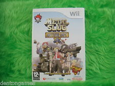wii *METAL SLUG ANTHOLOGY* Game 7 All Time Arcade Classics In 1! Nintendo PAL