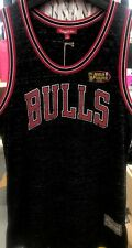 Mitchell & Ness Women's Chicago Bulls Gray Tank Top Shirt Size S Brand New