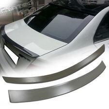 Mercedes BENZ W204 C-class OE Roof Spoiler & A Trunk Spoiler 2008-2013
