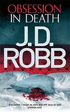Obsession in Death, Robb, J. D., New condition, Book