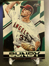2021 Topps Fire Dylan Bundy #62 Los Angeles Angels w/ Free Shipping