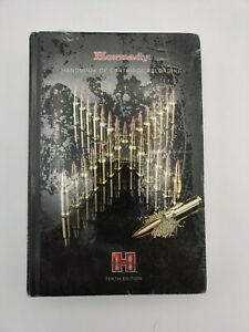 New HORNADY 10th Edition Handbook of Cartridge Reloading *SEALED*