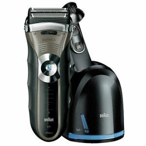 Braun Series 3 390cc-4 - Mens Shaver/Precision Trimmer Wet & Dry System