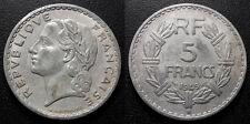 IVème République - 5 francs Lavrillier aluminium 1949 B - F.339/19