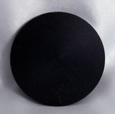 52mm Screw-in Metal Lens Front Cap for Filter stack male threads - Black 6223039