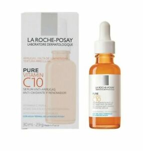 La Roche Posay Pure Vitamin C10 Anti Wrinkle Anti Oxidant Renovating Serum 30ml
