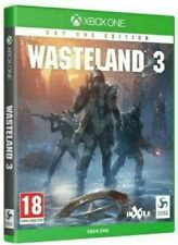 Wasteland 3 Day One Edition Xbox One / Series X **BRAND NEW & SEALED!!**