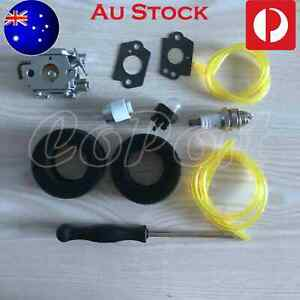 Carburetor F Ryobi Trimmer Edger Atom 101 103 104 410 Lawn Edger A31 Air Filter