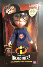 The Incredibles 2 Interactive Edna Figure NEW