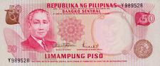 Philippines / Pilipinas P-151 50 piso ND UNC