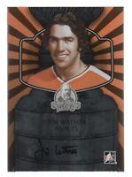 2013-14 ITG Lord Stanley's Mug Autograph #AJWA2 Jim Watson Auto Flyers