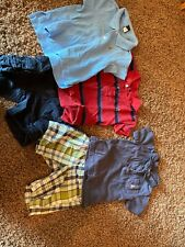 Boys Gap 12-18 Month Lot Shorts And Polos