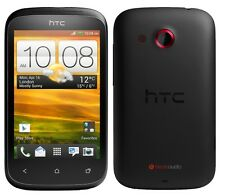 HTC Desire C 4GB Schwarz (Ohne Simlock) Smartphone ANDROID 4,0 WLAN GPS 3G 5MP