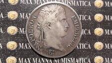 5 FRANCHI ARGENTO NAPOLEONE IMPERATORE 1813 L cod. FRANCIA-100