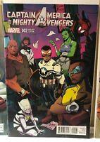 Captain America Mighty Avengers #2 1:25 Greene VARIANT Sam Wilson HIGH GRADE