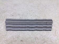 Phoenix Contact DIK 1,5 Gray Grey Din Rail Wire Terminal DIK15 DIK 1.5 Lot of 40