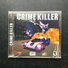Crime Killer Pc Cd-rom Computer Video Game Vintage Interplay 2001 Untested