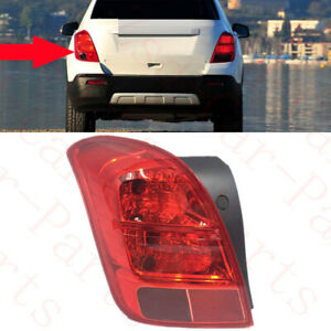 1x For Chevrolet Trax 2014-16 Car Left Driver Side Taillight Cover Replace Frame