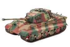 Revell 03249 1 35 Tiger II Ausf.b (henschel Turret)