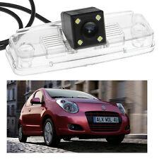 12V CCD Backup Rear View Car Camera Rear For Suzuki Alto 2009-2011