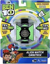 Ben 10 Alien Watch Omnitrix Boys Roleplay Lights & Sounds Toy +4 Years