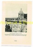 EUCHARISTIC CONGRESS, DUBLIN, 1932, Book Illustration