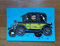 carte postale Gaston Lagaffe Franquin