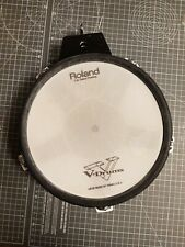 Roland PD-80 Single Trigger Mesh Pad White