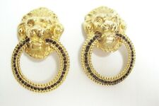 LION DOORKNOCKER Earrings