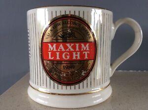Vaux Breweries Maxim Light Beer Mug By Wade