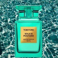 Tom Ford Private Blend Sole di Positano Eau de Parfum Sample/Probe im Zerstäuber