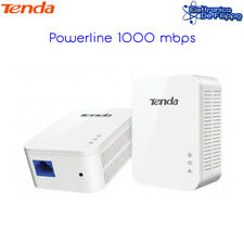 Powerline kit 2 adattatori 1000mbps tenda NT-PH3