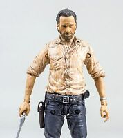 MCFARLANE THE WALKING DEAD TV RICK GRIMES ACTION FIGURE NEW IN BLISTER