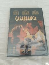 Casablanca (Dvd, 2009) Brand New Never Opened Humphrey Bogart Ingrid Bergman