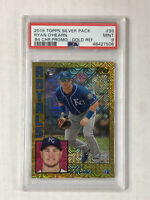 RYAN O'HEARN 2019 Topps Silver Pack 35th GOLD SP RC 24/50! PSA MINT 9! HUGE SALE