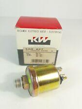 KW 500627 Oil Pressure Gauge Sensor for MERCEDES OM 301 VOLVO 440 K 460 L 480 E