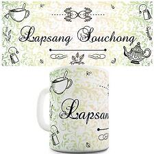 Twisted Envy Decorative Lapsang Souchong Tea Ceramic Novelty Gift Mug