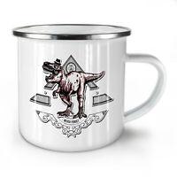 Dinosaur Beast NEW Enamel Tea Mug 10 oz | Wellcoda