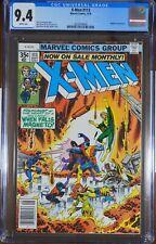 X-Men #113 - CGC 9.4 - Magneto Appearance