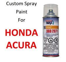 Custom Automotive Touch Up Spray Paint For HONDA Cars